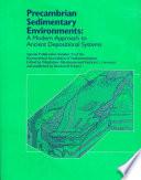 Precambrian Sedimentary Environments