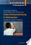 Unterrichtsentwicklung in Netzwerken