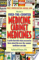 Mosby S Over The Counter Medicine Cabinet Medicines