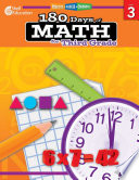 Practice  Assess  Diagnose  180 Days of Math for Third Grade