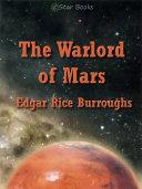 download ebook the warlord of mars pdf epub
