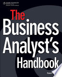 The Business Analysts s Handbook