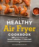 Healthy Air Fryer Cookbook Book