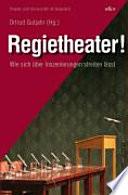 Regietheater!