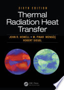 Thermal Radiation Heat Transfer  6th Edition