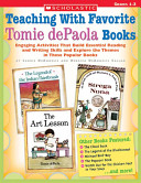 Teaching with Favorite Tomie DePaola Books