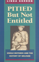 Pitied But Not Entitled