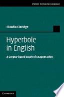 Hyperbole in English