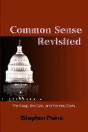 Common Sense Revisited