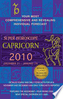 Capricorn (Super Horoscopes 2010)