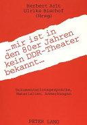 --mir ist in den 80er Jahren kein DDR-Theater bekannt--