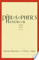 The Philosopher s Handbook