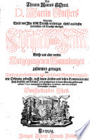S  mtliche Theils von ihm selbst deutsch verfertigte  theils aus dessen Lateinischen ins Deutsche   bersetzte Schrifften und Wercke