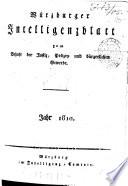 Würzburger Intelligenzblatt