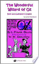 The Wonderful Wizard of Oz   Book and Audiobook in English