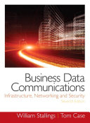 Business Data Communications Infrastructure Networking And Security