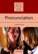 Pronunciation   Resource Books for Teachers