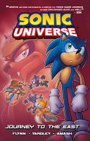Sonic Universe 4: Journey To The East : larger-format comics collectors and sonic the hedgehog...