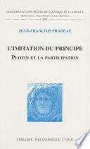 illustration L'imitation du principe