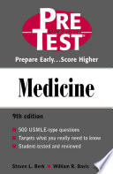 Medicine  PreTest Self Assessment and Review