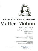 Mind  Matter  Motion  prescription Running