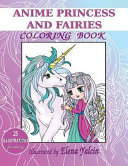 Anime Princess and Fairies