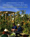 Greening Cities  Growing Communities