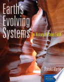 Earth s Evolving Systems  The History of Planet Earth