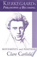 Kierkegaard's Philosophy of Becoming Pdf/ePub eBook