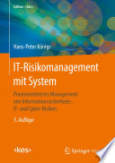 IT Risikomanagement mit System