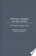 Arbitrage  Hedging  and Speculation
