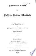 Westermann s illustrierte deutsche Monatshefte f  r das gesammte geistige Leben der Gegenwart