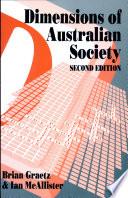 Dimensions Of Australian Society