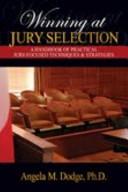 Winning at Jury Selection