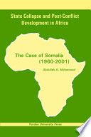 download ebook state collapse and post-conflict development in africa pdf epub