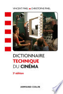 Dictionnaire technique du cin  ma   3e   d