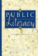 Public Literacy
