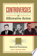 Controversies in Affirmative Action  3 volumes