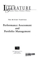 Performance assessment and portfolio management