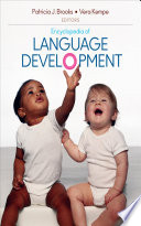Encyclopedia of Language Development
