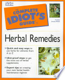 The Undivided Idiot's Guide to Herbal Remedies