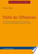 Politik der Differenzen