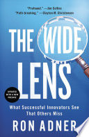 Ebook The Wide Lens Epub Ron Adner Apps Read Mobile