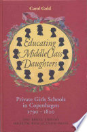 Educating Middle Class Daughters