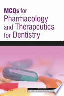 MCQs for Pharmacology and Therapeutics for Dentistry
