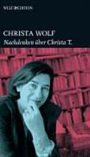 Nachdenken   ber Christa T