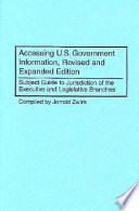Accessing U S  Government Information