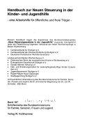 Handbuch zur neuen Steuerung in der Kinder- und Jugendhilfe