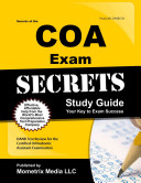 Secrets of the Coa Exam Study Guide