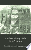 A school history of the British empire